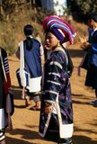 The Lahu (Ladhulsi or Kawzhawd; La Hủ) are an ethnic group of Southeast Asia and China.<br/><br/>  They are one of the 56 ethnic groups officially recognized by the People's Republic of China, where about 450,000 live in Yunnan province. An estimated 150,000 live in Burma. In Thailand, Lahu are one of the six main hill tribes; their population is estimated at around 100,000. The Tai often refer to them by the exonym 'Mussur' or hunter. About 10,000 live in Laos. They are one of 54 ethnic groups in Vietnam, where about 1,500 live in Lai Chau province.<br/><br/>  The Lahu divide themselves into a number of subgroups, such as the Lahu Na (Black Lahu), Lahu Nyi (Red Lahu), Lahu Hpu (White Lahu), Lahu Shi (Yellow Lahu) and the Lahu Shehleh. Where a subgroup name refers to a color, it refers to the traditional color of their dress.